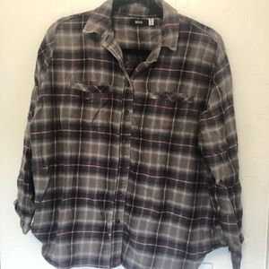 Urban Outfitters Flannel Purple